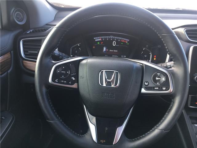 2017 Honda CR-V Touring (Stk: U17255) in Barrie - Image 11 of 15