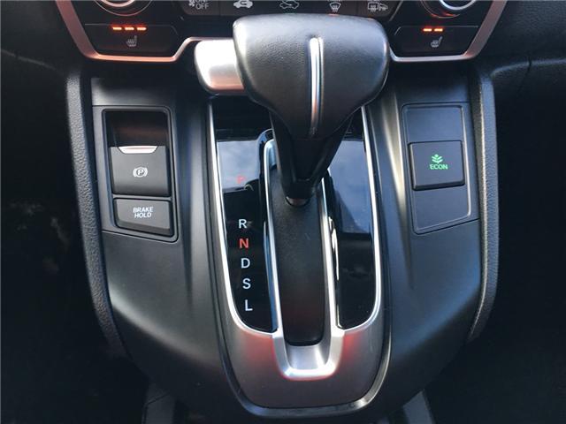 2017 Honda CR-V Touring (Stk: U17255) in Barrie - Image 12 of 15