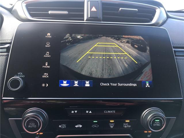 2017 Honda CR-V Touring (Stk: U17255) in Barrie - Image 14 of 15