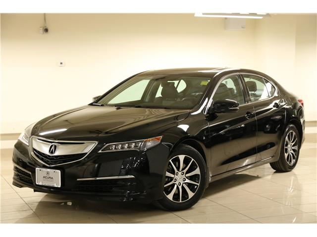 2017 Acura TLX Base (Stk: D12387A) in Toronto - Image 1 of 32