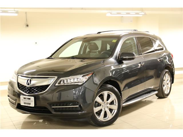 2015 Acura MDX Elite Package (Stk: M12281A) in Toronto - Image 1 of 36