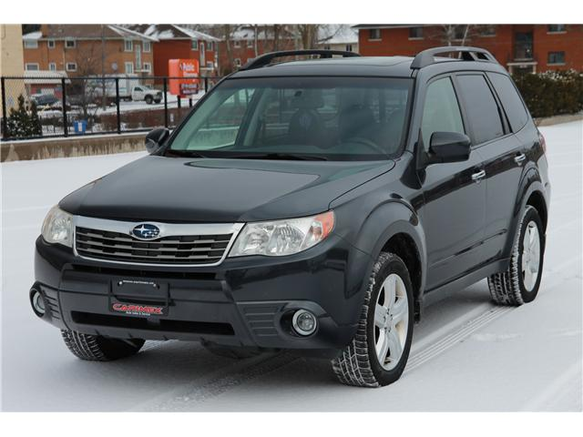2009 Subaru Forester 2.5 X Limited Package (Stk: 1811556) in Waterloo - Image 1 of 29