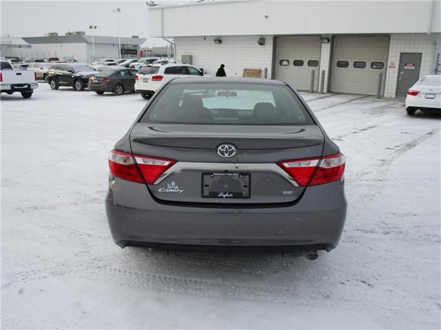 2017 Toyota Camry SE (Stk: 126798  ) in Regina - Image 3 of 33