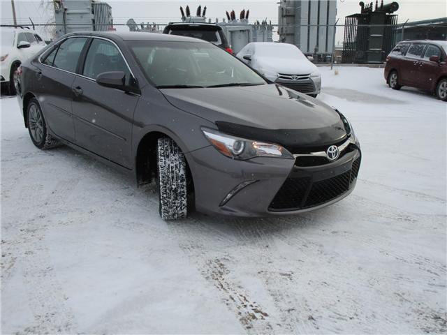 2017 Toyota Camry SE (Stk: 126798  ) in Regina - Image 8 of 33