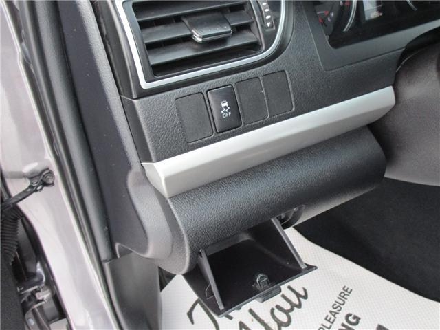 2017 Toyota Camry SE (Stk: 126798  ) in Regina - Image 13 of 33