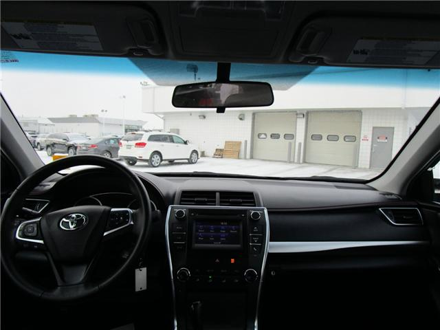 2017 Toyota Camry SE (Stk: 126798  ) in Regina - Image 16 of 33