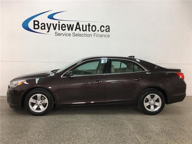 2015 Chevrolet Malibu 1LT (Stk: 34021J) in Belleville - Image 1 of 26