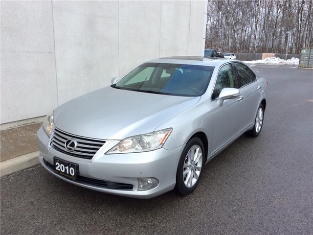 2010 Lexus ES 350 Base (Stk: P3314) in Welland - Image 1 of 25