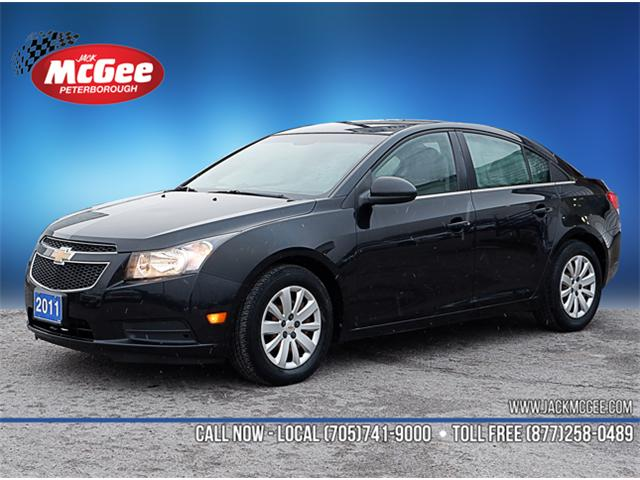 2011 Chevrolet Cruze LT Turbo (Stk: 18774B) in Peterborough - Image 1 of 16