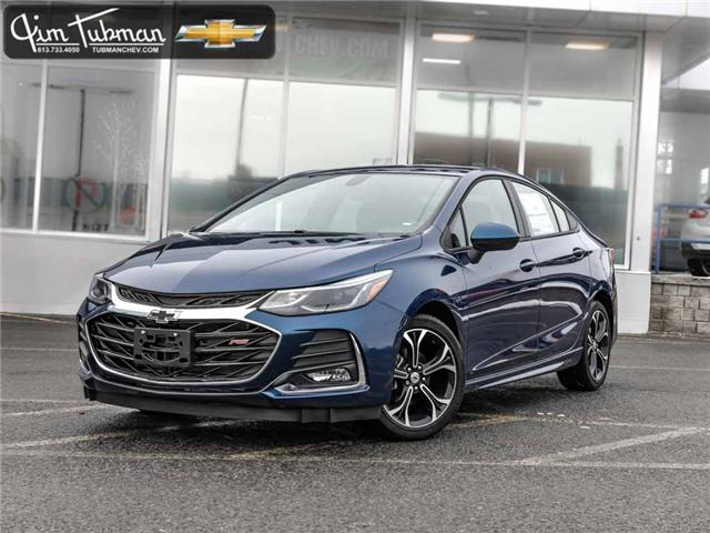 2019 Chevrolet Cruze LT (Stk: 190191) in Ottawa - Image 1 of 21