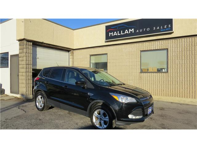 2016 Ford Escape SE (Stk: ) in Kingston - Image 1 of 16