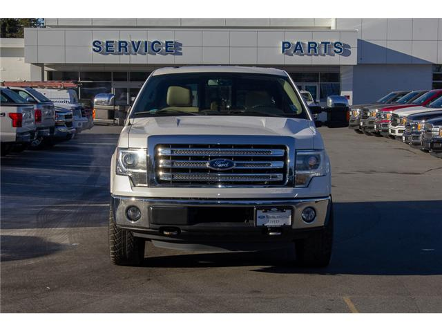 2013 Ford F-150 Lariat (Stk: 8F15931A) in Surrey - Image 2 of 29