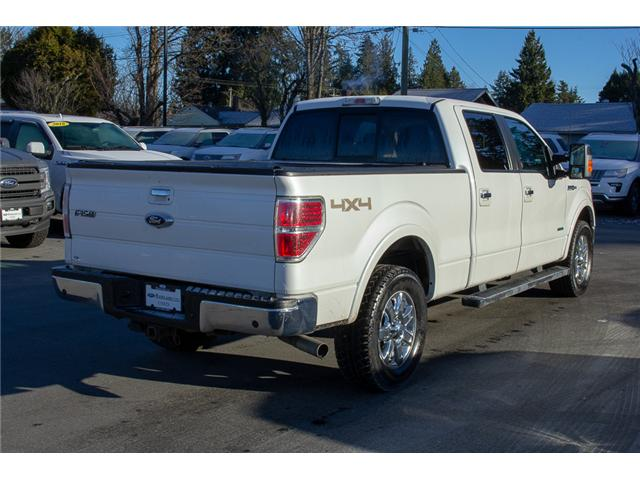 2013 Ford F-150 Lariat (Stk: 8F15931A) in Surrey - Image 7 of 29