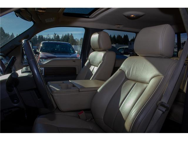 2013 Ford F-150 Lariat (Stk: 8F15931A) in Surrey - Image 13 of 29