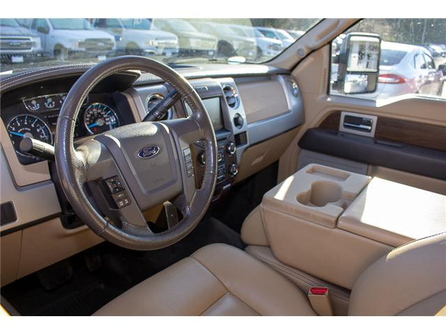 2013 Ford F-150 Lariat (Stk: 8F15931A) in Surrey - Image 14 of 29