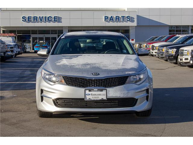 2017 Kia Optima LX+ (Stk: P2377) in Surrey - Image 2 of 26