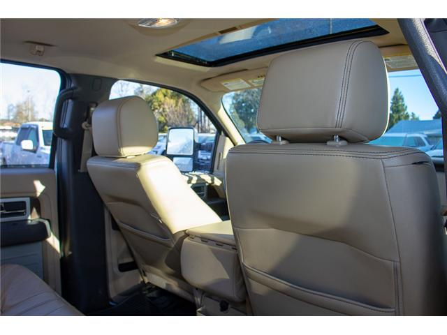 2013 Ford F-150 Lariat (Stk: 8F15931A) in Surrey - Image 18 of 29