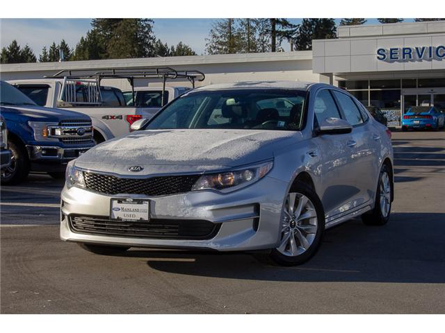 2017 Kia Optima LX+ (Stk: P2377) in Surrey - Image 3 of 26