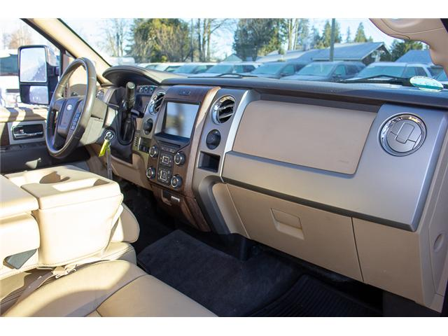 2013 Ford F-150 Lariat (Stk: 8F15931A) in Surrey - Image 19 of 29