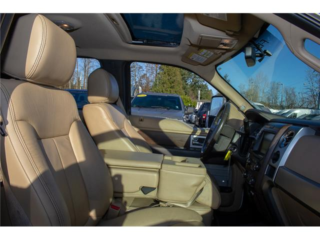 2013 Ford F-150 Lariat (Stk: 8F15931A) in Surrey - Image 20 of 29