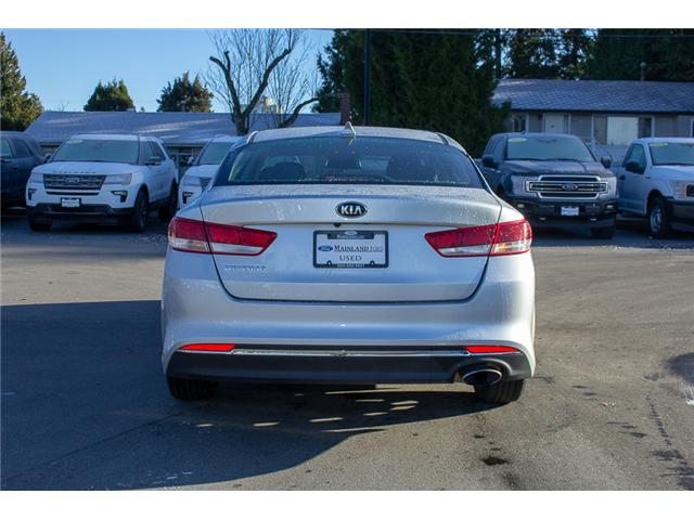 2017 Kia Optima LX+ (Stk: P2377) in Surrey - Image 6 of 26