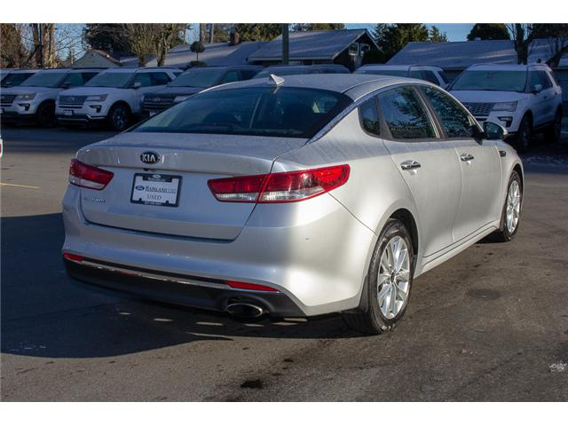2017 Kia Optima LX+ (Stk: P2377) in Surrey - Image 7 of 26