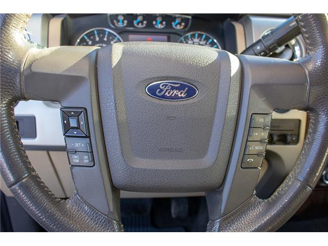 2013 Ford F-150 Lariat (Stk: 8F15931A) in Surrey - Image 23 of 29
