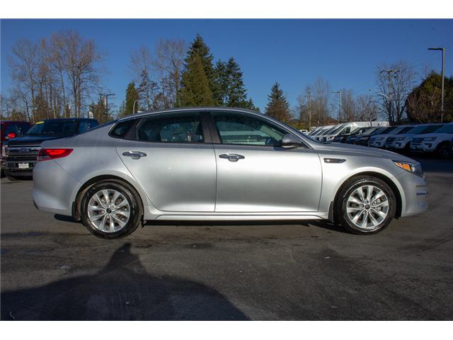2017 Kia Optima LX+ (Stk: P2377) in Surrey - Image 8 of 26