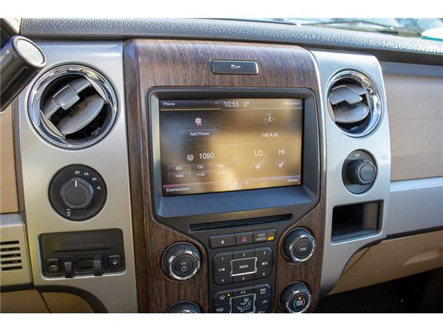 2013 Ford F-150 Lariat (Stk: 8F15931A) in Surrey - Image 25 of 29