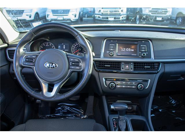 2017 Kia Optima LX+ (Stk: P2377) in Surrey - Image 13 of 26