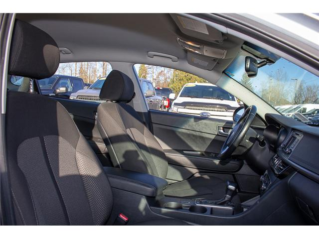 2017 Kia Optima LX+ (Stk: P2377) in Surrey - Image 17 of 26