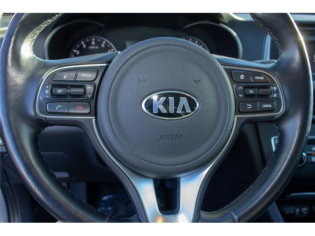 2017 Kia Optima LX+ (Stk: P2377) in Surrey - Image 19 of 26