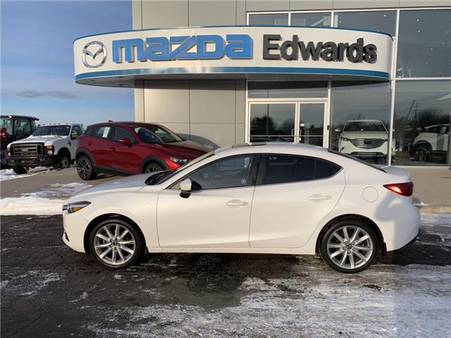 2017 Mazda Mazda3 GT (Stk: 21566) in Pembroke - Image 1 of 12