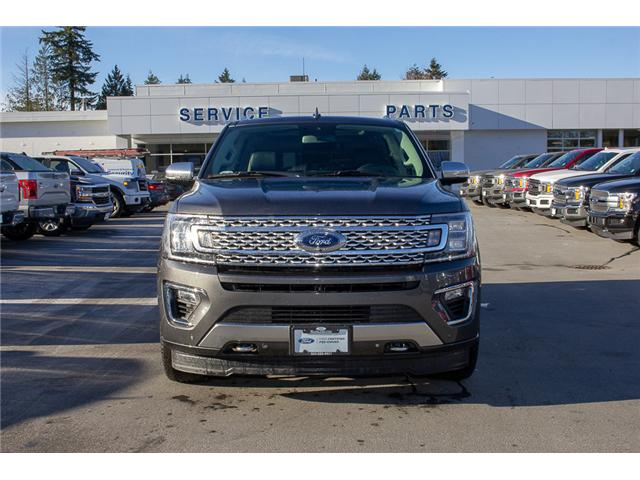 2018 Ford Expedition Max Platinum (Stk: P5295) in Surrey - Image 2 of 28