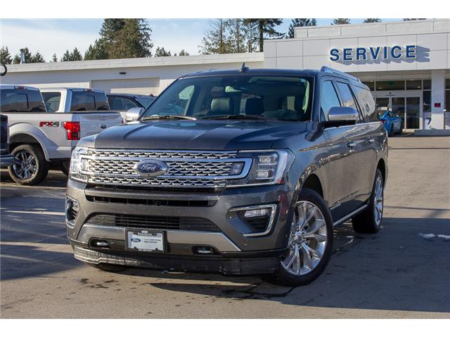 2018 Ford Expedition Max Platinum (Stk: P5295) in Surrey - Image 3 of 28