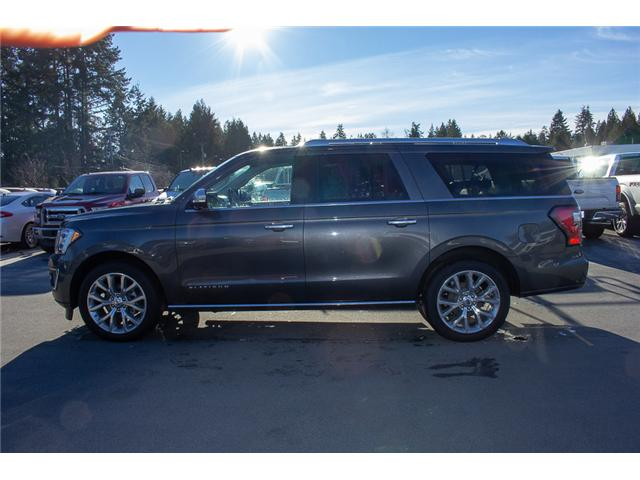 2018 Ford Expedition Max Platinum (Stk: P5295) in Surrey - Image 4 of 28