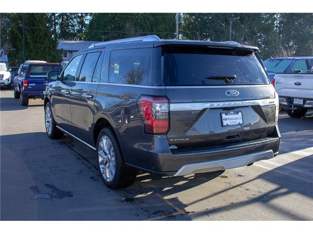 2018 Ford Expedition Max Platinum (Stk: P5295) in Surrey - Image 5 of 28
