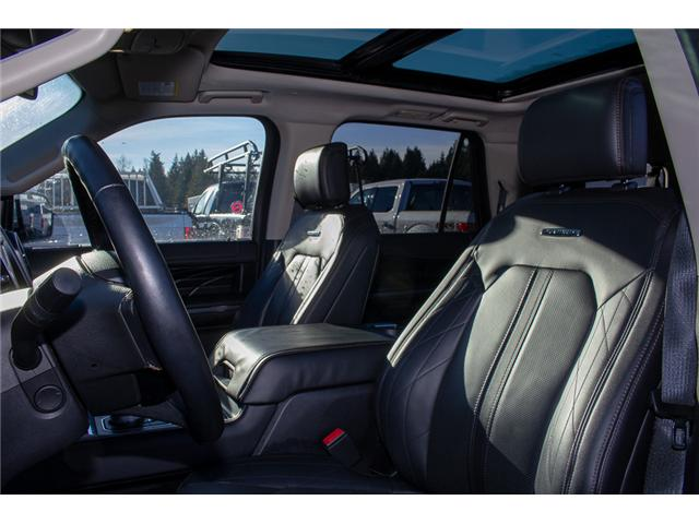 2018 Ford Expedition Max Platinum (Stk: P5295) in Surrey - Image 10 of 28