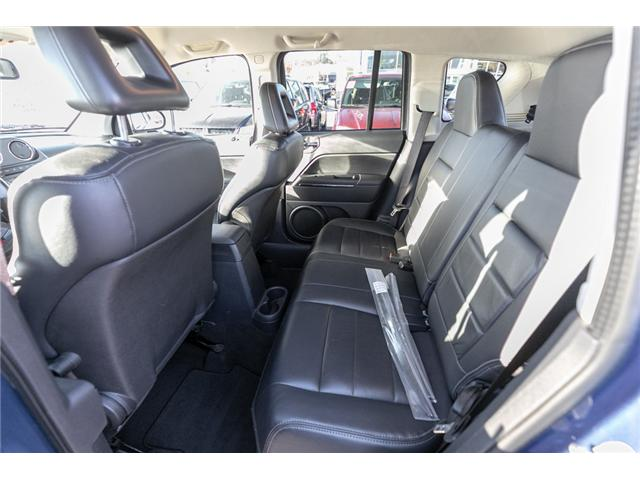 2009 Jeep Compass Limited (Stk: JJ15383A) in Abbotsford - Image 15 of 23