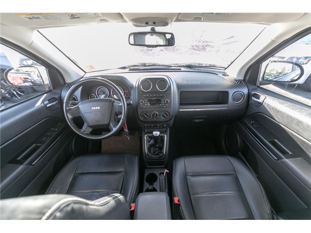 2009 Jeep Compass Limited (Stk: JJ15383A) in Abbotsford - Image 16 of 23