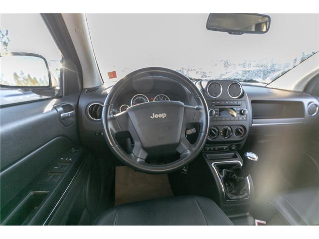 2009 Jeep Compass Limited (Stk: JJ15383A) in Abbotsford - Image 17 of 23