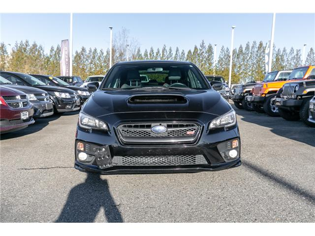 2015 Subaru WRX STI Base (Stk: K645698AA) in Abbotsford - Image 2 of 24