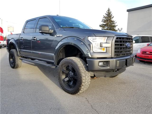 2016 Ford F-150 XLT (Stk: ) in Kemptville - Image 1 of 22