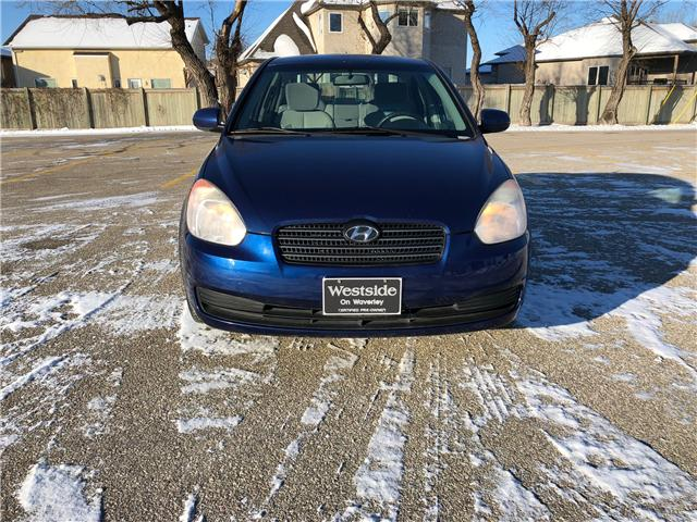 2010 Hyundai Accent GL (Stk: 9807.0) in Winnipeg - Image 2 of 19