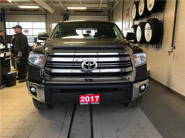 2017 Toyota Tundra SR5 Plus 5.7L V8 (Stk: 10899) in Thunder Bay - Image 2 of 14