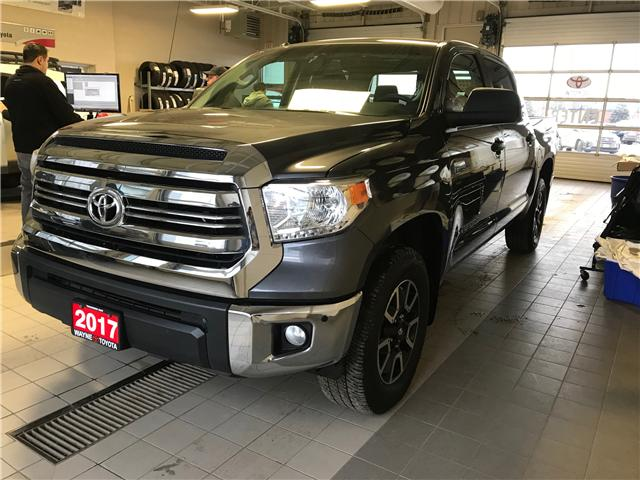 2017 Toyota Tundra SR5 Plus 5.7L V8 (Stk: 10899) in Thunder Bay - Image 1 of 14