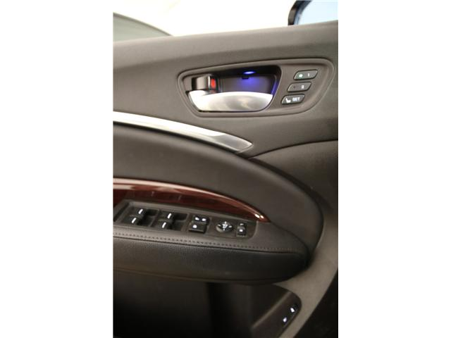 2016 Acura MDX Navigation Package (Stk: M12280A) in Toronto - Image 11 of 28