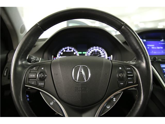 2016 Acura MDX Navigation Package (Stk: M12280A) in Toronto - Image 16 of 28
