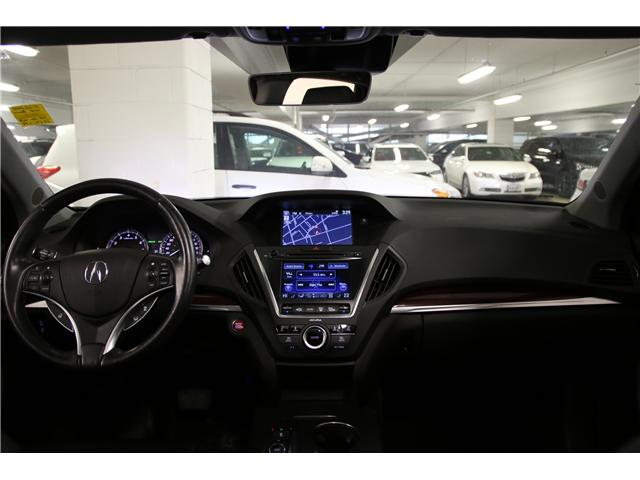 2016 Acura MDX Navigation Package (Stk: M12280A) in Toronto - Image 24 of 28
