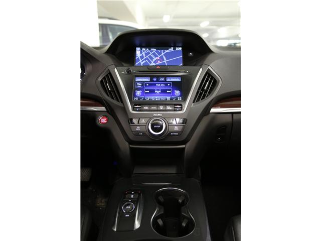 2016 Acura MDX Navigation Package (Stk: M12280A) in Toronto - Image 25 of 28
